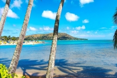 Napua Point - ocean side
